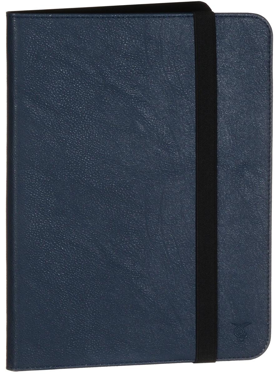 Vivacase Basic чехол для планшетов 10, Blue (VUC-CBS10-blue)VUC-CBS10-blueЧехол Vivacase Basic для планшетов с диагональю до 10 предназначен для защиты ваших электронных устройств от механических повреждений и влаги. Внутреннее крепление позволяет надежно зафиксировать устройство. Обеспечивает свободный доступ ко всем разъемам и клавишам вашего девайса.