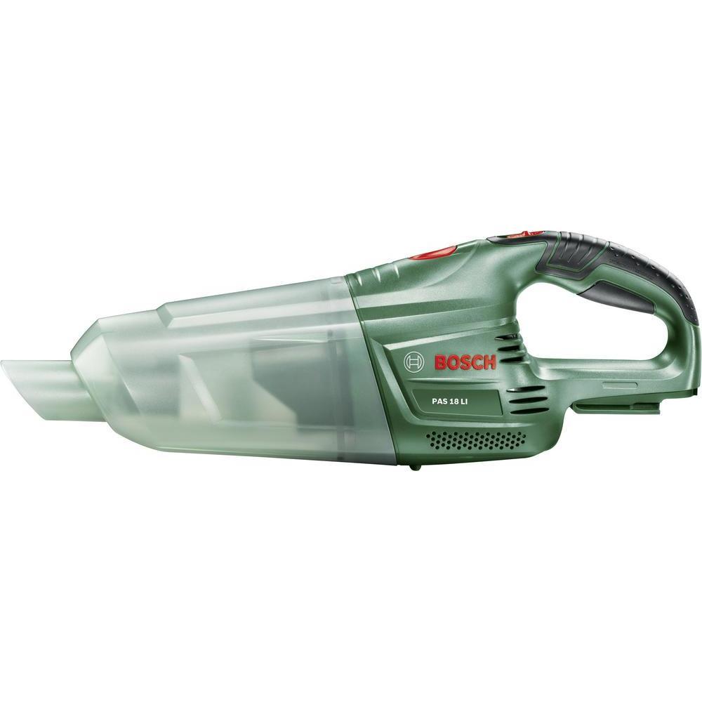 Ручной пылесос Bosch PAS 18 Li без аккумулятора и зарядного устройства 06033B9001  bosch pas 18 li set