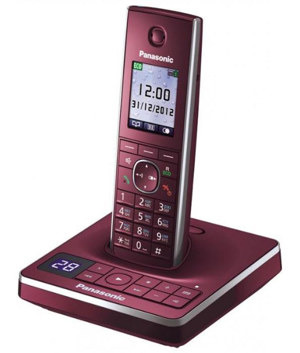 Panasonic KX-TG8561 RUR DECT телефон - Радиотелефоны DECT