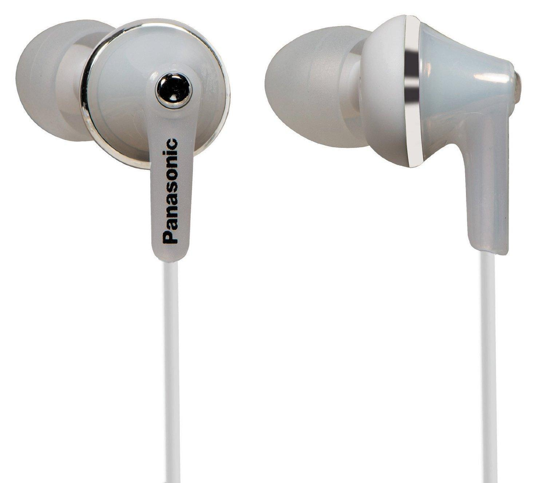 Panasonic RP-HJE190E, White наушникиRP-HJE190E-WСистема Ergofit Plus: качественное воспроизведение басов и улучшенная звукоизоляцияЧастотный диапазон от 6 Гц до 24 кГц3 комплекта сменных амбушюрЯркие корпуса, оформленные в стиле металлик