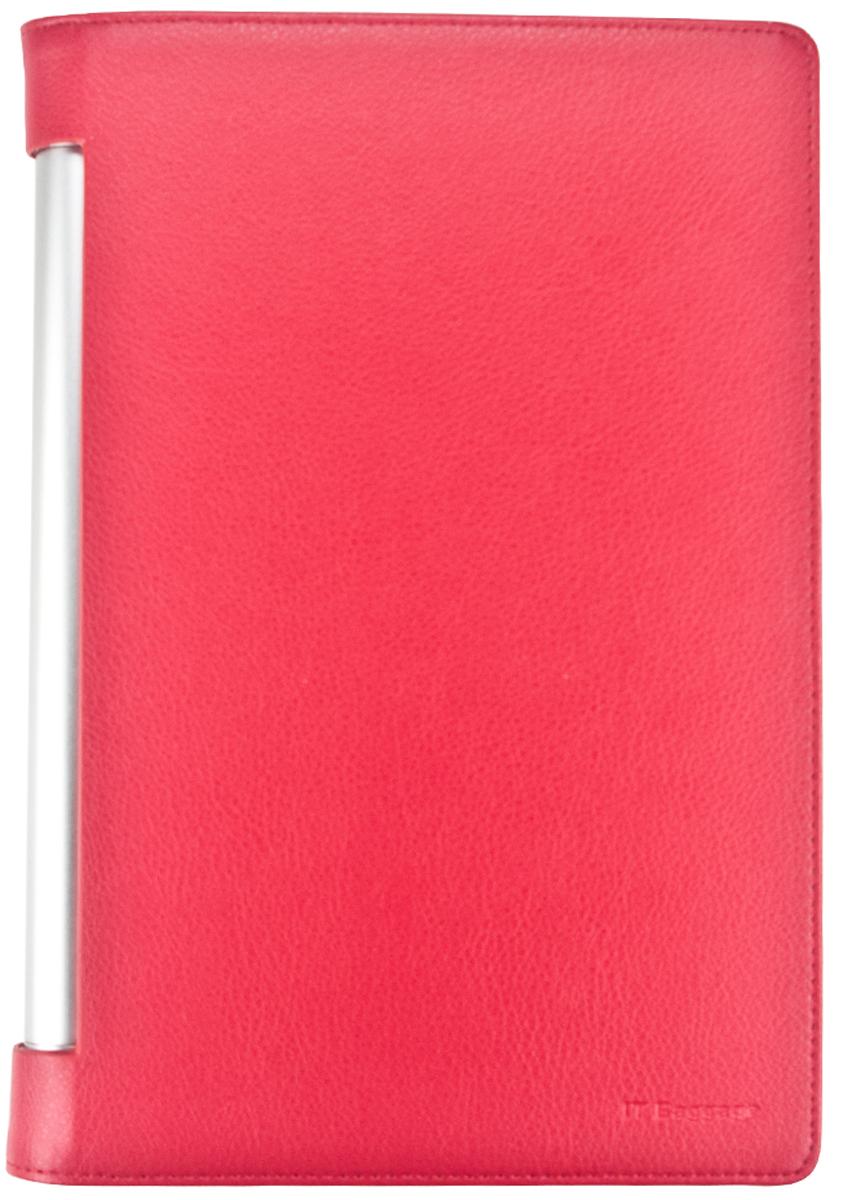IT Baggage чехол для Lenovo Yoga Tablet 3 8, RedITLNY283-3Чехол IT Baggage чехол для Lenovo Yoga Tablet 3 8 прекрасно защищает планшет от пыли, грязи и механических повреждений. Чехол абсолютно не мешает планшету, заряжать его и пользоваться камерой. Он отлично держит форму и износостоек.
