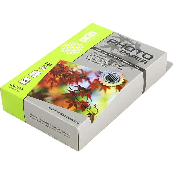 Cactus CS-GA6230100 глянцевая фотобумагаCS-GA6230100Глянцевая фотобумага Cactus CS-GA6230100.Наслаждайтесь лучшими мгновениями вашей жизни в сочных и насыщенных цветах. Представляйте яркие и красочные презентации. Создавайте отпечатки высочайшего качества. Фотобумага Cactus представляет собой оптимальное сочетание цены и качества. Совместима со струйными принтерами Hewlett Packard, Canon, Epson и другими марками. Высококлассное покрытие фотобумаги Cactus позволяет добиться максимально точной цветопередачи при печати фотографий и графики.Предназначена только для струйных принтеров.