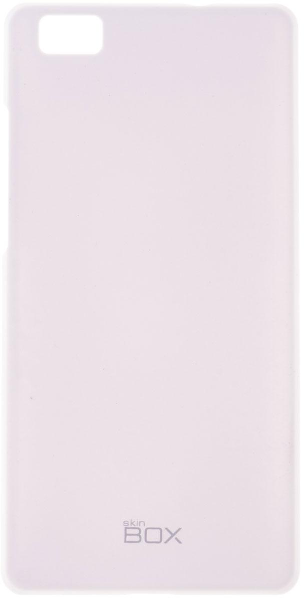Skinbox 4People чехол для Huawei P8 Lite, WhiteT-S-HP8L-002Чехол-накладка Skinbox 4People для Huawei P8 Lite бережно и надежно защитит ваш смартфон от пыли, грязи, царапин и других повреждений. Чехол оставляет свободным доступ ко всем разъемам и кнопкам устройства. В комплект также входит защитная пленка на экран.