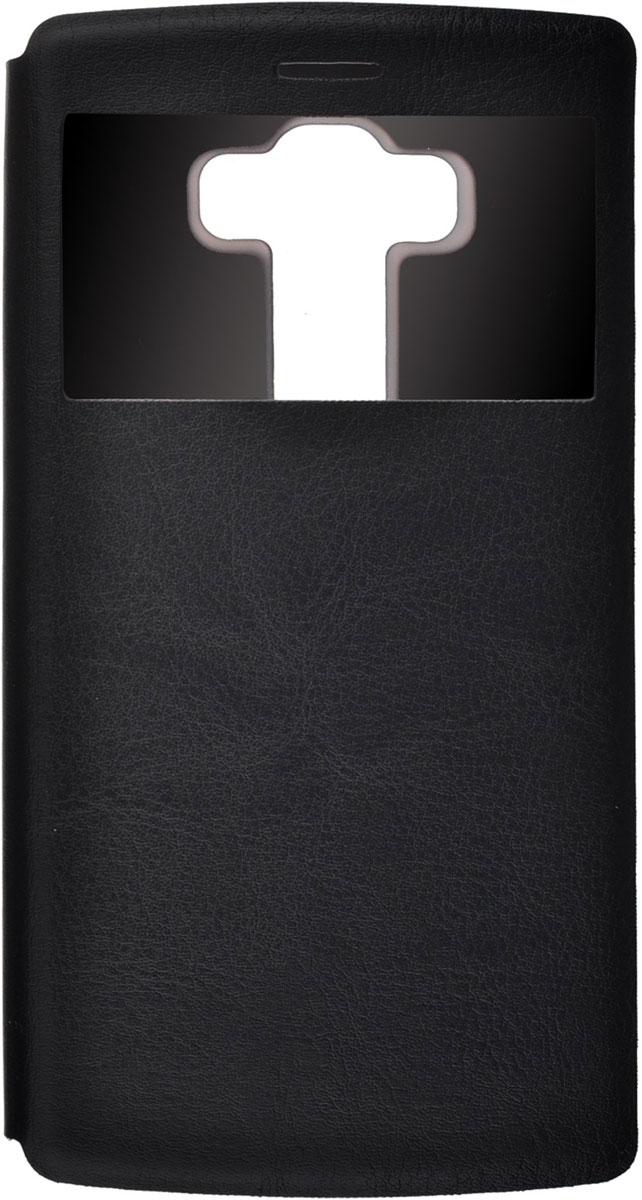 Skinbox Lux AW чехол для LG G4S, BlackT-S-LG4S-004Чехол Skinbox Lux AW для LG G4S выполнен из высококачественного поликарбоната и экокожи. Он обеспечивает надежную защиту корпуса и экрана смартфона и надолго сохраняет его привлекательный внешний вид. Чехол также обеспечивает свободный доступ ко всем разъемам и клавишам устройства.