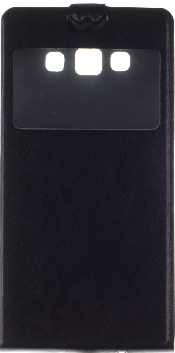 Skinbox Slim AW чехол для Samsung Galaxy A7 (A700), Black чехлы для телефонов skinbox philips w6610 lux aw