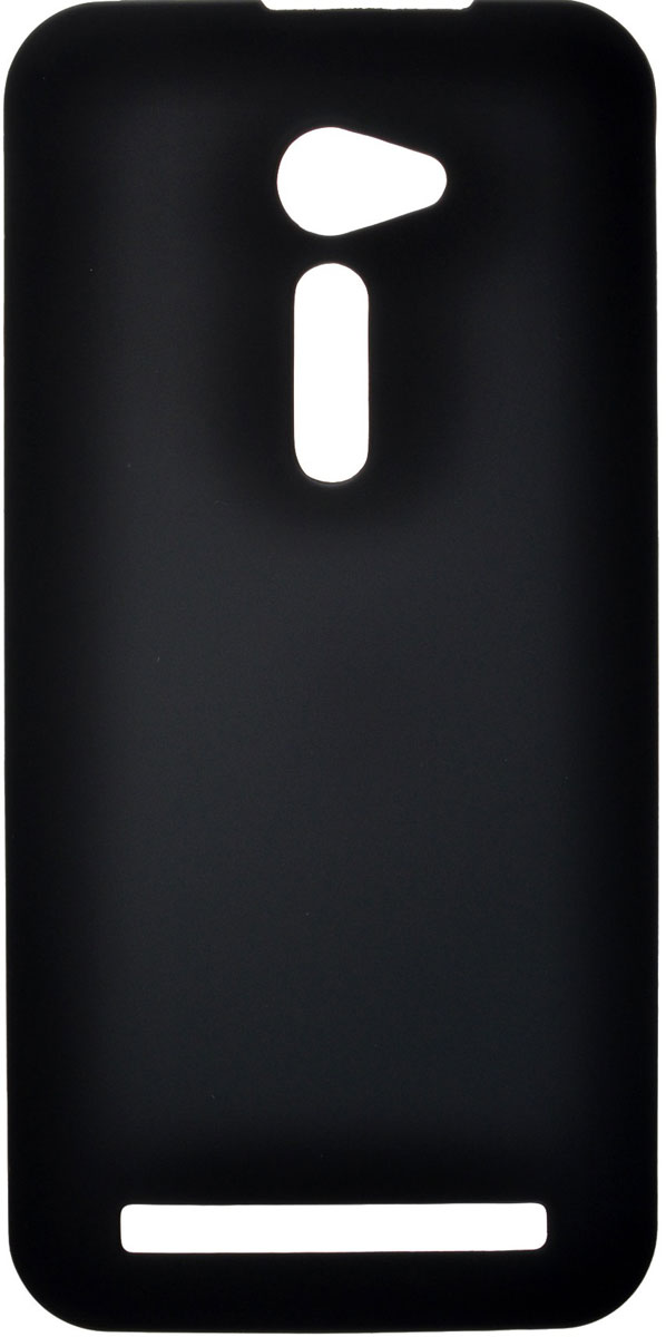 Skinbox 4People чехол для Asus ZenFone 2 (ZE500CL), Black защитная пленка asus zenfone 2 ze500cl матовая