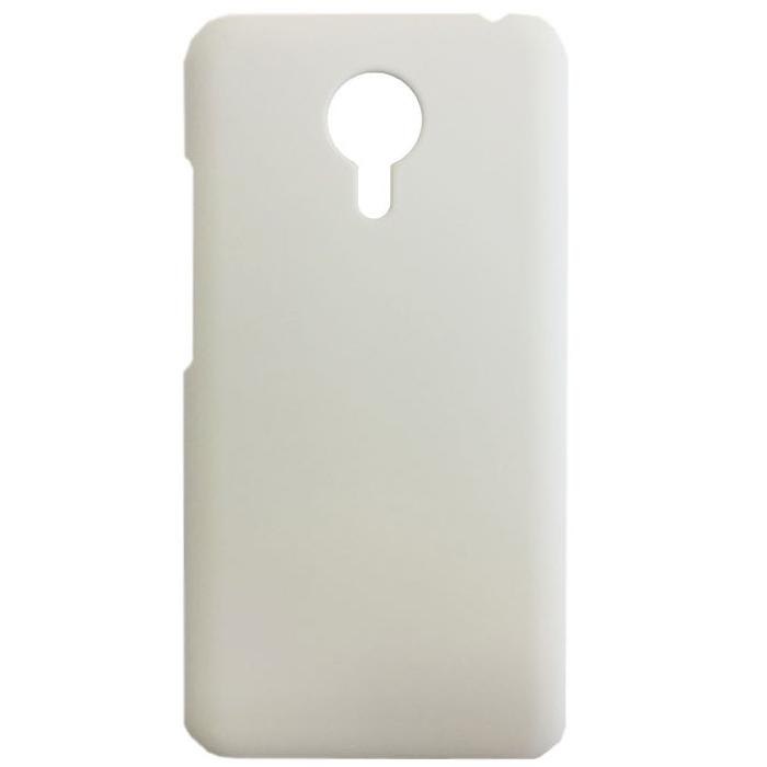 Skinbox 4People чехол для Meizu MX5, WhiteT-S-MMX5-002Чехол - накладка Skinbox 4People для Meizu MX5 бережно и надежно защитит ваш смартфон от пыли, грязи, царапин и других повреждений. Чехол оставляет свободным доступ ко всем разъемам и кнопкам устройства. В комплект также входит защитная пленка на экран.