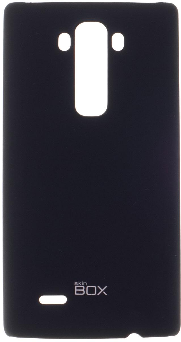 Skinbox 4People чехол для LG G Flex 2, Black skinbox 4people чехол для lg g3 stylus yellow