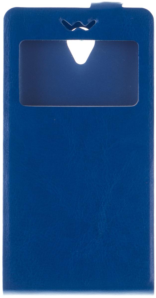 Skinbox Slim AW чехол для Lenovo A5000, BlueT-F-LA5000-001Чехол Skinbox Slim AWдля Lenovo A5000 бережно и надежно защитит ваш смартфон от пыли, грязи, царапин и других повреждений. Чехол оставляет свободным доступ ко всем разъемам и кнопкам устройства.