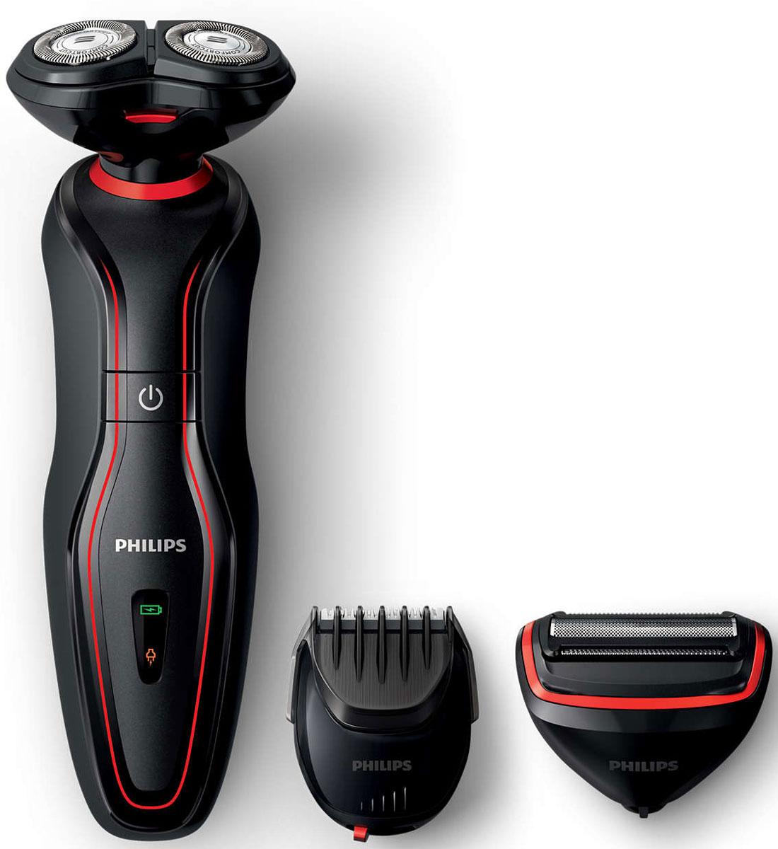Philips Click&Style S738/17 электробритва, триммер и стайлер 3 в 1