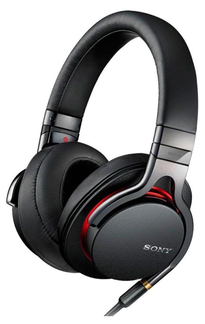 Sony MDR-1A, Black наушникиMDR1AB.EМощные динамики HD диаметром 40 мм с большими вентиляционными отверстиями воспроизводят пульсирующий, энергичный бас даже в самых сложных музыкальных записях. Легкая и прочная диафрагма из ЖК-полимерной пленки с алюминиевым напылением характеризуется очень коротким временем отклика, что обеспечивает насыщенность и естественность вокальных партий и частот среднего диапазона. Широкий диапазон воспроизводимых частот - от 3 Гц до 100 кГц - соответствует современному многообразию музыкальных стилей. Диапазон воспроизводимых частот 3 Гц обеспечивает еще более глубокое и четкое звучание сверхнизких басов. Фигурные вентиляционные отверстия максимально увеличивают воздушный поток в наушниках, что уменьшает давление на диффузор из ЖК-пленки и обеспечивает мгновенное воспроизведение низких частот.