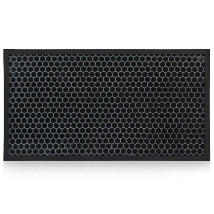 Sharp FZ-D60DFE фильтр для увлажнителя воздухаFZ-D60DFESharp FZ-D60DFE - сменный дезодорирующий фильтр из активированного угля, который задерживает неприятные запахи (табачный дым, запахи с кухни и т.д). Подходит для моделей: KC-D61R.