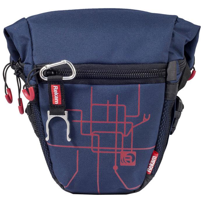 Rekam Pyramid RBX-51, Blue сумка для фотокамеры