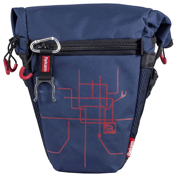 Rekam Pyramid RBX-53, Blue сумка для фотокамеры - Сумки и рюкзаки