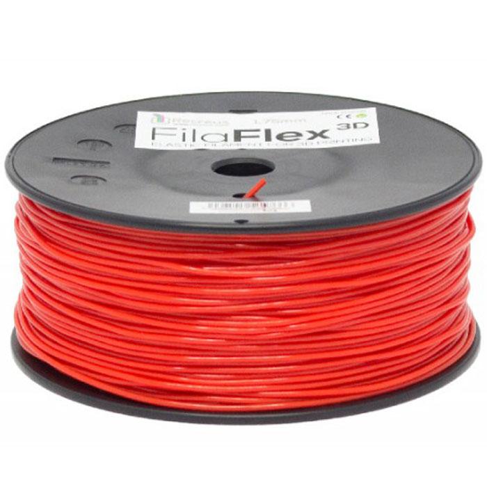 BQ Filaflex пластик в катушке, 1,75 мм, RedF000081Пластик BQ Filaflexэто эластичный термопластик для использования в 3D принтерах, стойкий к моющим средствам и щелочам. Один из лучших материалов для печати на 3D принтере, он не теряет форму при растяжении и имеет высокую прочность на разрыв. Материал абсолютно без запаха и не является токсичным. Температура плавления215-250°C. Пластик BQ Filaflex применяется для создания гибких, эластичных 3D моделей, таких как ремешки часов, обувь, предметы одежды и аксессуары, а также как часть более сложных 3D моделей в комбинации с обычным PLA пластиком. Одной катушки BQ Filaflex хватит на десятки изделий.Диаметр пластиковой нити: 1,75 ммПредел прочности: 39 МПа