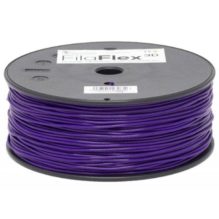 BQ Filaflex пластик в катушке, 1,75 мм, PurpleF000088Пластик BQ Filaflexэто эластичный термопластик для использования в 3D принтерах, стойкий к моющим средствам и щелочам. Один из лучших материалов для печати на 3D принтере, он не теряет форму при растяжении и имеет высокую прочность на разрыв. Материал абсолютно без запаха и не является токсичным. Температура плавления215-250°C. Пластик BQ Filaflex применяется для создания гибких, эластичных 3D моделей, таких как ремешки часов, обувь, предметы одежды и аксессуары, а также как часть более сложных 3D моделей в комбинации с обычным PLA пластиком. Одной катушки BQ Filaflex хватит на десятки изделий.Диаметр пластиковой нити: 1,75 ммПредел прочности: 39 МПа