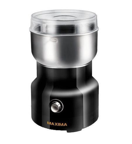 Maxima MCG-1602, Black кофемолкаMCG-1602