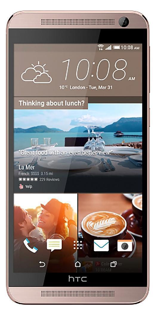 HTC One E9+ Dual Sim, Delicate Rose99HADM084-00Легендарный дизайн, отмеченный наградами, и по-настоящемупотрясающий экран. Контекстно-зависимый виджет главного экрана и высокоекачество реалистичного объемного звука. Представляем устройствокласса премиум.HTC One E9+ dual sim продолжает традиции дизайна легендарныхсмартфонов серии HTC One. Металлические элементы и закругленнаякромка с зеркальной полировкой - исключительно изящные формы. Тонкий,легкий, премиальный: HTC One E9+ dual sim создан, чтобы быть вцентре внимания и оставаться удивительно удобным в использовании.Со смартфоном HTC One E9+ dual sim возможности персонализацииустройства выходят на принципиально новый уровень. Приложение HTCТемы позволяет оформить рабочие экраны по-своему – используйлюбимые фотографии и картинки с онлайн-ресурсов, меняй форму и размериконок, шрифт, мелодии звонка и даже обои – теперь все в твоихруках!На потрясающем экране UltraHD 2K с диагональю 5.5 дюйма иплотностью пикселей, достигающей 534 PPI, твои видео и фотографии будутвыглядеть реалистичными, четкими и контрастными. В HTC One E9+dual sim твоему вниманию представляются детализированная графика,четкие насыщенные изображения, и все это в супер-высокомразрешении.Получай отличные фотографии, какую бы камеру HTC One E9+ dual simты не выбрал для съемки. Основная камера 20МП и фронтальнаякамера UltraPixel позволяют снимать прекрасные детализированныефотографии практически при любом освещении. А встроенные функциипрограммного обеспечения HTC Eye Experience дают доступ к улучшенным илегким инструментам редактирования, позволяющим придать твоимфотографиям уникальные эффекты.