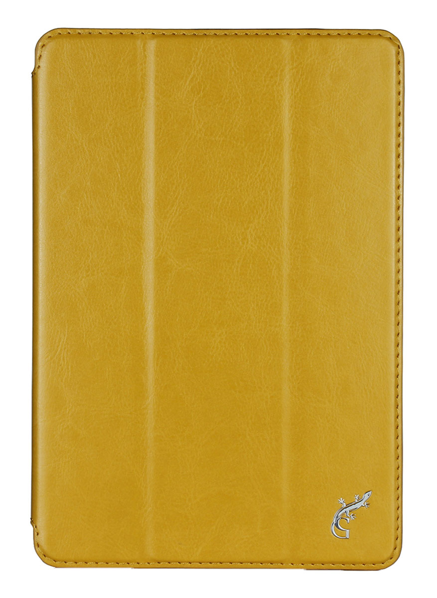 G-Case Slim Premium чехол для Apple iPad mini 4, Orange чехол книжка g case slim premium для apple ipad mini 4 темно зелёный