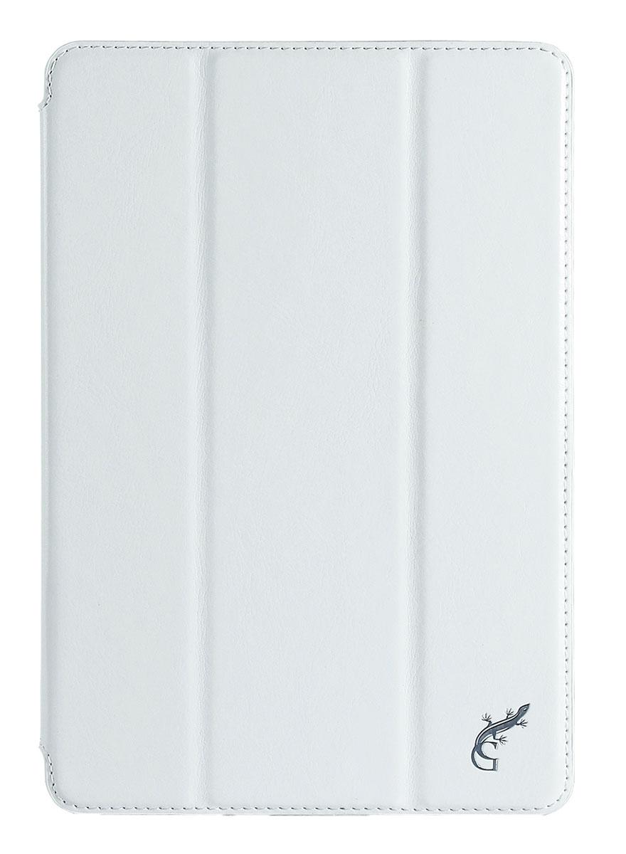 G-Case Slim Premium чехол для Apple iPad mini 4, WhiteGG-652Чехол G-Case Slim Premium для Apple iPad mini 4 - это стильный и лаконичный аксессуар, позволяющий сохранить устройство в идеальном состоянии. Надежно удерживая технику, обложка защищает корпус и дисплей от появления царапин, налипания пыли. Имеет свободный доступ ко всем разъемам устройства.