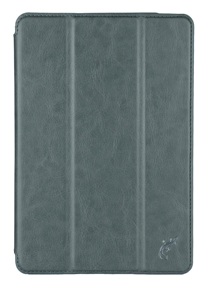 G-Case Slim Premium чехол для Apple iPad mini 4, SilverGG-658Чехол G-Case Slim Premium для Apple iPad mini 4 - это стильный и лаконичный аксессуар, позволяющий сохранить устройство в идеальном состоянии. Надежно удерживая технику, обложка защищает корпус и дисплей от появления царапин, налипания пыли. Имеет свободный доступ ко всем разъемам устройства.