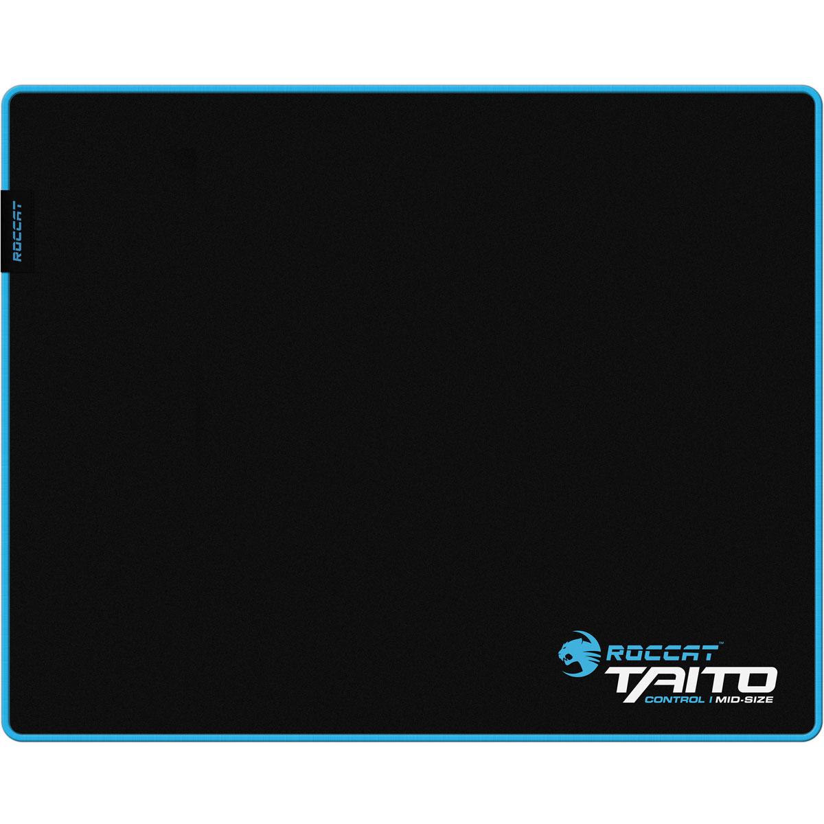 ROCCAT Taito Control Edition коврик для мышиROC-13-170Коврик для мыши ROCCAT Taito Control Edition создан для геймеров, которые предпочитают прежде всего контроль. Это новое поколение игровых ковриков, делающее акцент именно на должном уважении к точности и износостойкости.Taito Control представляет новую поверхность с улучшенными показателями контроля. Идеально для тех, кто хочет коврик с большим сопротивлением. Прорезиненное основание обеспечивает устойчивое и плавное скольжение мыши.ROCCAT Taito Control Edition обеспечивает для геймеров возможность максимально выверено исполнить свои команды, реализовать задумки. Обшитые края и специальные материалы, протестированные на прочность, предотвращают изнашивание и продлевают срок службы.