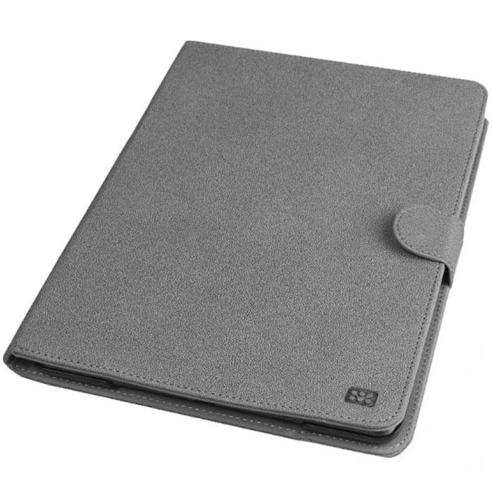 Promate Dash-Air, Grey чехол-аккумулятор для iPad Air00007802Promate Dash-Air - реально великолепное решение для тех, кто постоянно в пути. Чехол имеет встроенную батарею, емкостью 8000 мАч. Помимо функций подзарядки, это отличное решение для защиты вашего прибора от случайных ударов и царапин. Заряжает батарею с помощью идущего в комплекте кабеля USB и дает возможность выбрать удобный угол для просмотра и набора текста. При открытии крышки прибор включается, при закрытии - автоматически выключается.Удваивает жизнь батареи iPad AirИзготовлен из искусственной кожи и ABS пластика
