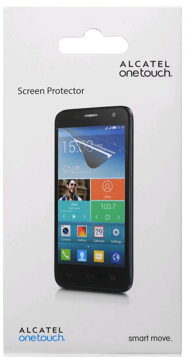 Alcatel защитная пленка для OT-5038D Pop D5 Dual alcatel ot 5015d pop 3 5 black white