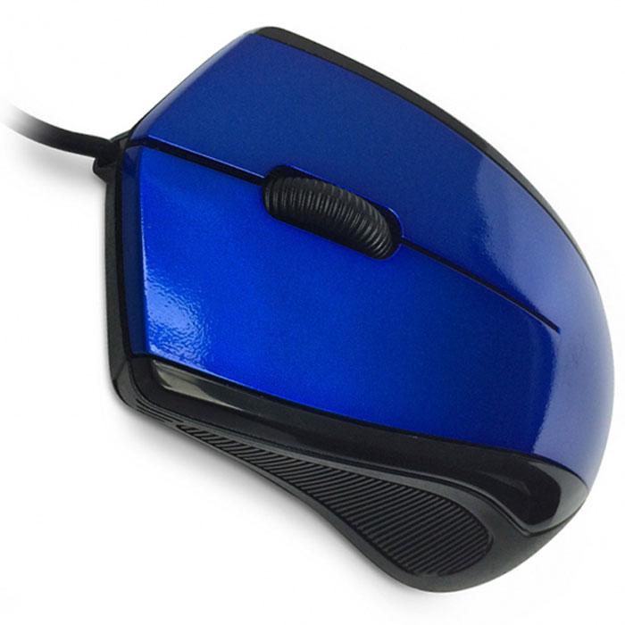 CBR CM 100, Blue мышьCM 100 BlueCBR представляет классическую проводную оптическую мышь - CBR СM 100 . Удобный полноразмерный корпус и тактильно приятный матовый пластик корпуса позволяют комфортно управлять мышью на протяжении многих часов. Для модели CM 100 характерно плавное и точное перемещение курсора благодаря использованию высокоточной оптической технологии отслеживания и разрешению 1200 точек на дюйм.Чтобы начать работать, просто подключите мышь CBR CM 100 к USB-порту, без установки дополнительного программного обеспечения и драйверов.