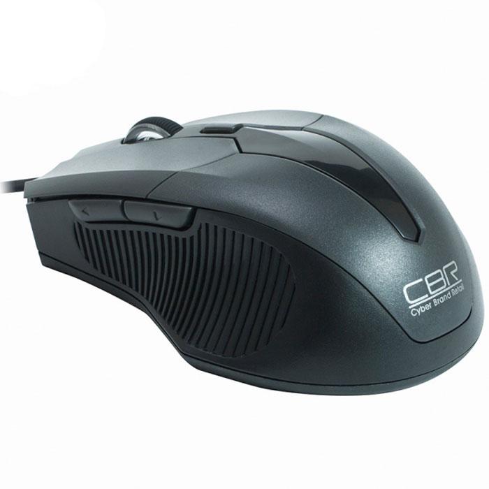 CBR CM 301, Grey мышьCM 301 GreyПроводная оптическая мышь CBR СM 301 не оставит равнодушными поклонников технологичности и четких геометрических форм. Устройство заключено в среднеразмерный корпус, адаптированный для правой руки. Боковые вставки имеют рифление, помогающее уверенно держать мышь.Манипулятор оснащен 5 кнопками, которым можно назначить 20 пользовательских функций при помощи с диска с фирменным программным обеспечением. Среди настроек - уникальное решение, привязывающее на боковые клавиши функции копировать/вставить. Настоящей изюминкой устройства является мощный профессиональный сенсор, который позволяет установить разрешение от 1200 до 2400 dpi. При этом точность позиционирования курсора будет позволять решать сложные задачи в графическом дизайне или участвовать в кибер-спортивных соревнованиях.