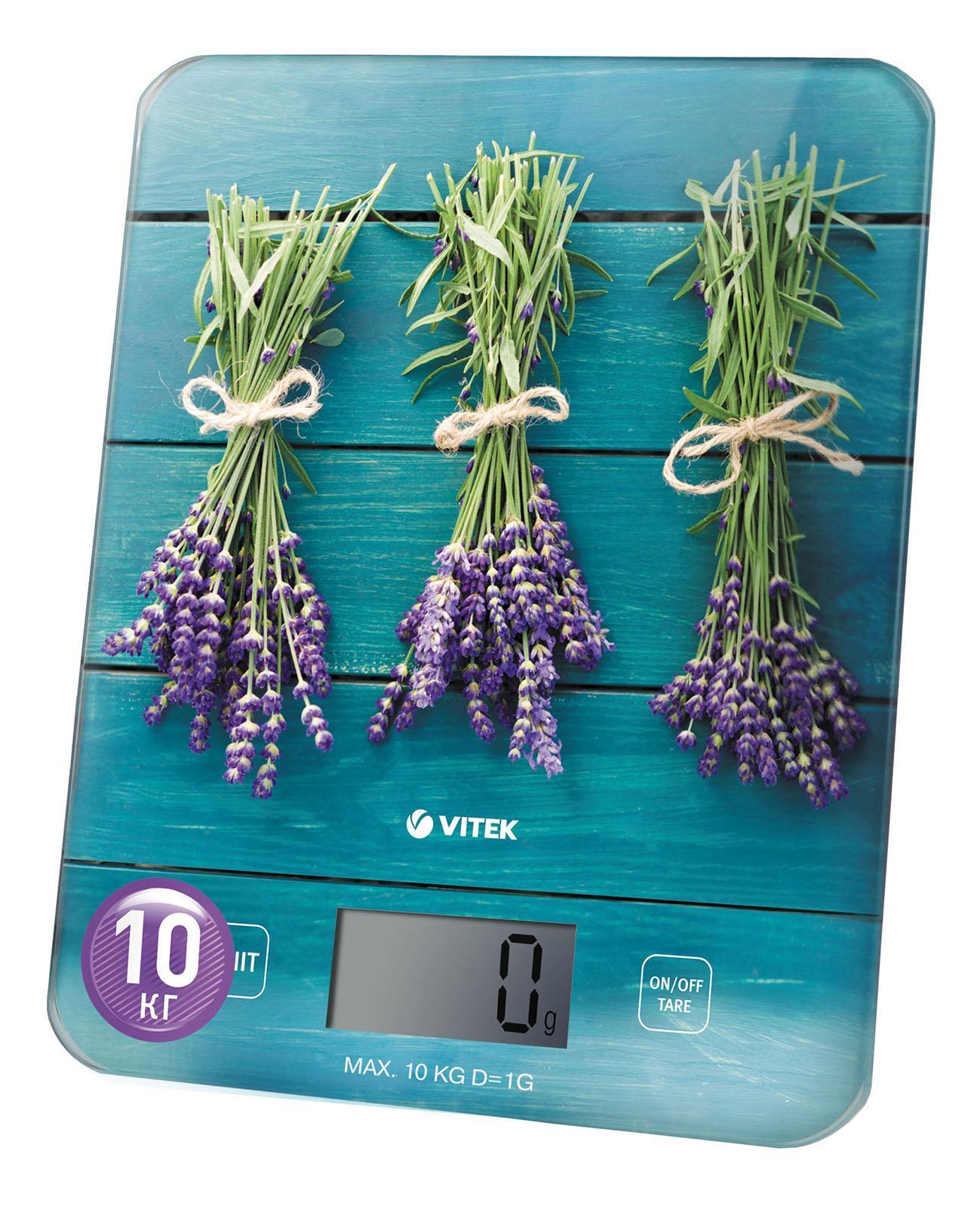 Vitek VT-2415(B) весы кухонныеVT-2415(B)
