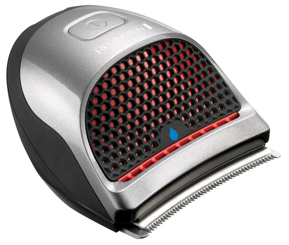 Remington HC4250 машинка для стрижкиHC4250Remington HC4250 - машинка для самой быстрой самостоятельной стрижки. Великолепный результат за короткое время достигается за счет применения технологии изогнутого лезвия CurveCut (ширина лезвия на 57% больше), а также за счет гладкого, компактного и эргономичного дизайна самого прибора.Ваш обязательный прибор для создания салонной стрижки! Remington HC4250 включает 9 насадок-гребней от 1.5 до 15 мм. Идеально подойдет для всех типов стрижки, включая детальную и поможет создать желаемый образ за считанные минуты.Вы торопитесь и вам необходима быстрая стрижка? Функция быстрой зарядки за 10 минут обеспечит достаточно времени для полноценной стрижки. Беспроводная, с удобным чехлом для хранения и транспортировки, QuickCut станет вашим незаменимым спутником в путешествиях; идеальная стрижка, где бы вы не находились.Инновационная технология изогнутого лезвия CurveCut от Remington обеспечивает чистую и более равномерную стрижку за меньшее время, даже для детальной стрижки затылочной и височной областей головы. С шириной лезвия на 57% вы можете достигать необходимых результатов стрижки в два раза быстрее.