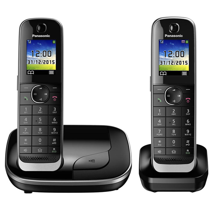Panasonic KX-TGJ312RUB DECT-телефон - Радиотелефоны DECT