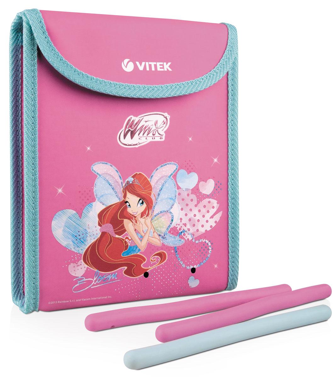 Vitek Winx 2052 Bloom набор для укладки волос - Электробигуди