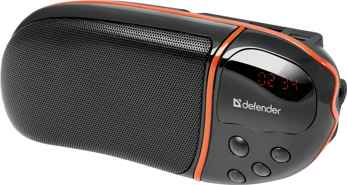 Defender Spark M1 акустическая система 1.0 акустическая система defender 2 1 sirocco x65 pro 35w 2 15w пульт ду usb sd 65157