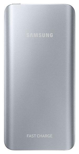Samsung EB-PN920U, Silver внешний аккумуляторEB-PN920USRGRUУвеличьте скорость заряда мобильного устройства с превосходным внешним аккумулятором с поддержкой функции быстрой зарядки. 10 минут зарядки обеспечивают до четырех часов работы вашего устройства. Портативный аккумулятор двух ослепительных оттенков - серебристый титан и золотая платина, выглядит стильно и модно.