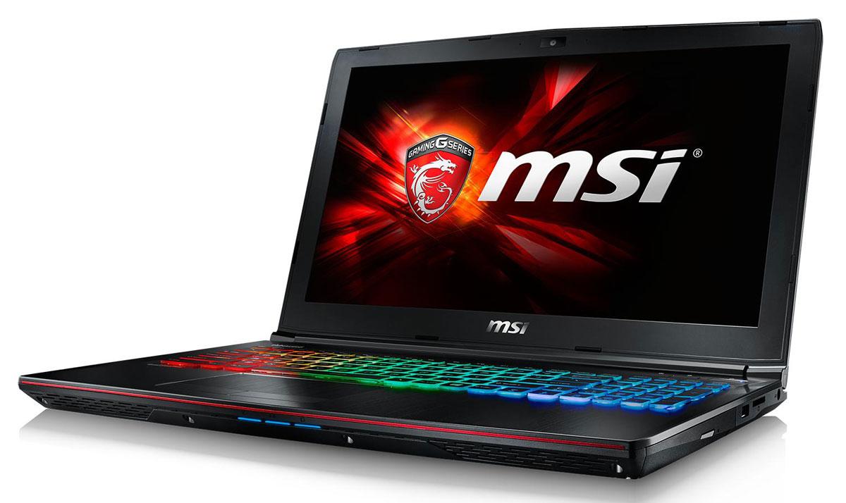 MSI GE62 6QF-008RU Apache Pro, BlackGE62 6QF-008RUMSI GE62 6QF Apache - это мощный ноутбук, который адаптирован для современных игровых приложений. В модели гармонично сочетаются агрессивный дизайн, отличная производительность и продуманная эргономика.Skylake - это кодовое имя новой 14-нм микроархитектуры процессоров Intel последнего, 6-го поколения. По сравнению с предыдущими поколениями платформа Skylake обладает сниженным энергопотреблением при повышенной производительности. Серийный Core i7 6700HQ при средней нагрузке также стал на 20% производительнее i7 4720HQ.Вы сможете достичь максимально возможной производительности вашего ноутбука благодаря поддержке оперативной памяти DDR4-2133, отличающейся скоростью чтения более 2,9 Гбайт/с и скоростью записи 3,5 Гбайт/с. Возросшая на 30% производительность стандарта DDR4-2133 (по сравнению с предыдущим поколением, DDR3-1600) поднимет ваши впечатления от современных и будущих игровых шедевров на совершенно новый уровень.Продвинутая дискретная графика NVIDIA GeForce GTX 970M с GDDR5 3 ГБ:Серия NVIDIA Geforce GTX 970M приносит феноменальную графическую мощность нового поколения в мир игровых ноутбуков. Набравшая более 9,000 баллов в бенчмарке 3DMark 11, GeForce GTX 970M обеспечивает невероятно реалистичную картинку с максимальными настройками и разрешением на лёгком и портативном лаптопе.Система охлаждения с двумя вентиляторами Cooler Boost 3 создана специально для нового поколения сверхмощных CPU и GPU. Этой функцией можно управлять независимо с помощью кнопки запуска в левой части клавиатуры. Чтобы запустить охлаждение, просто нажмите эту кнопку. Высокая эффективность охлаждения позволяет экономить место и снизить уровень шума. Тепло, вырабатываемое ключевыми компонентами, отводится тихо и незаметно для пользователя.Свободно переключайтесь между режимами Sport, Comfort и Green за счёт совершенно новой функции SHIFT, которая, подобно коробке передач автомобиля, даёт вам контроль над состоянием ноутбука, расставляя приори