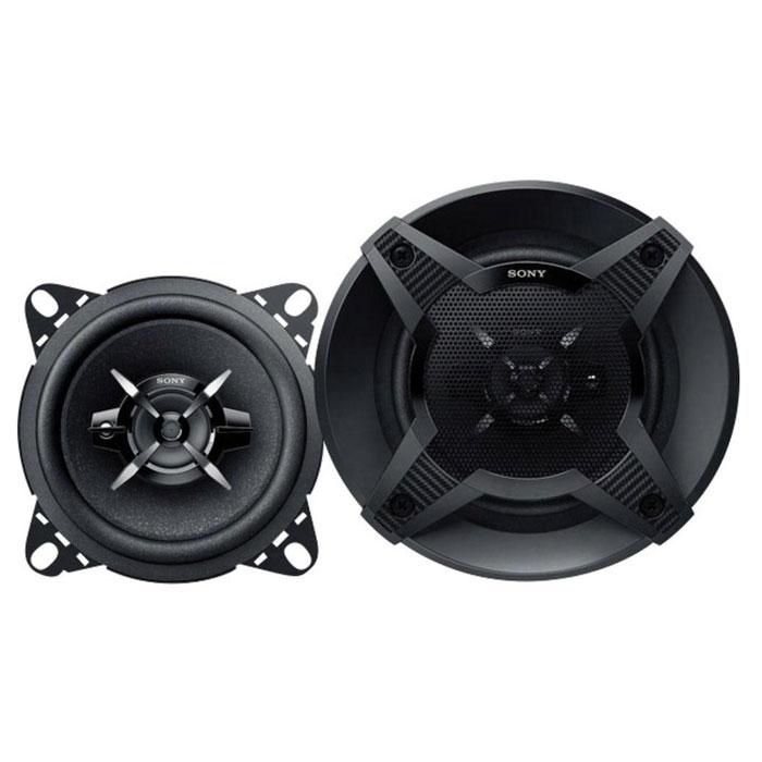 Sony XS-FB1030 колонки автомобильныеXSFB1030.USony XS-FB1030 - 3-полосная коаксиальная акустическая система для вашего авто. Эти мощные и компактные колонки обеспечат качественный звук по приемлемой цене. Конусный НЧ-динамик с диффузором из целлюлозы, усиленной слюдой (MRC), купольный ВЧ-динамик и динамик ультравысоких частот вместе создают чистое, сбалансированное звучание по всему частотному диапазону. А небольшой размер заметно упрощает установку.Материал диффузора ВЧ-динамика: PEIМатериал диффузора НЧ-динамика: прорезиненная тканьМатериал магнита ВЧ-динамика: неодимМатериал магнита НЧ-динамика: феррит