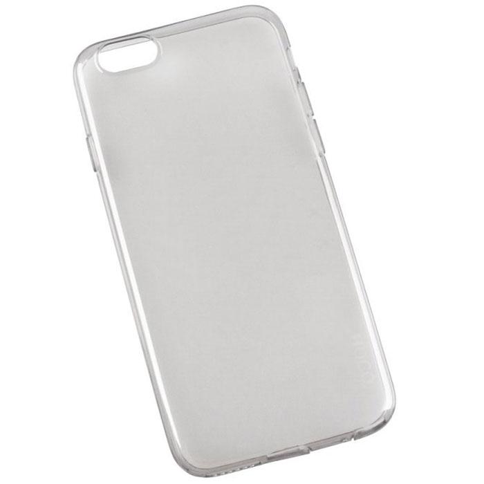 Hoco Light Series UltraSlim защитная крышка для iPhone 6, ClearR0005847Задняя крышка (кейс) Hoco Light Series UltraSlim для iPhone 6 гарантирует надежную защиту корпуса вашего смартфона от внешнего воздействия (пыль, влага, царапины). Чехол изготовлен из качественного пластика и имеет отверстия для камеры и разъемов.