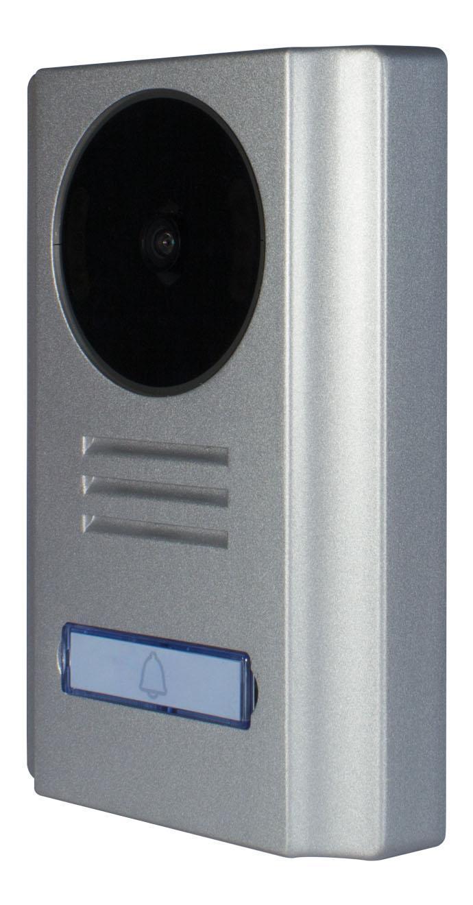 Tantos Stuart-1 вызывная панельStuart-1Вызывная панель цветного видеодомофона для коттеджей свозможностью управления замком калитки и воротами.Стандартная, четырех проводная схема подключения илипятипроводная при использовании функции открывания ворот.