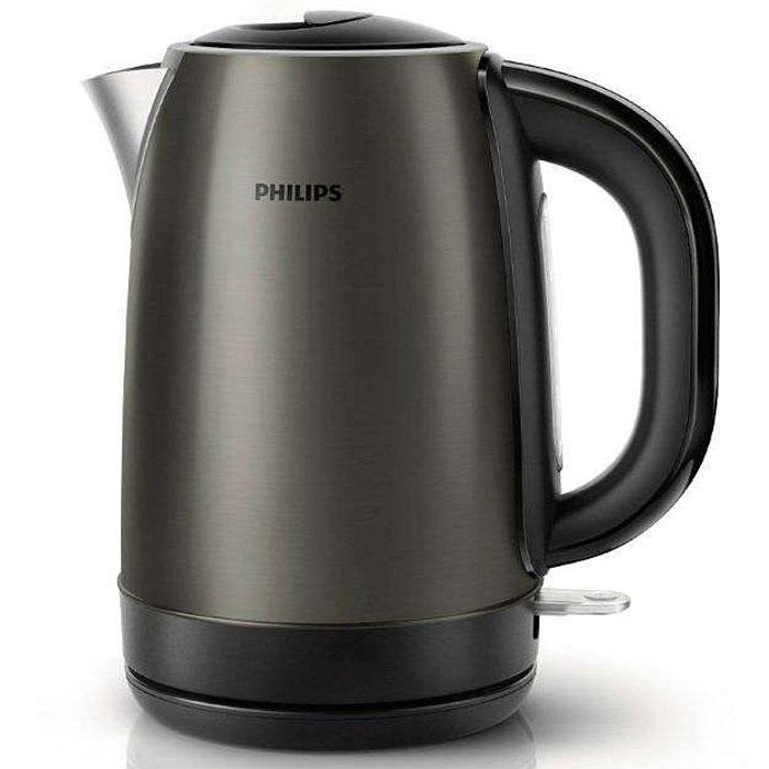 Philips HD 9323/80 электрочайник чайник philips hd 9323 40 2200вт 1 7л сталь сиренево черный