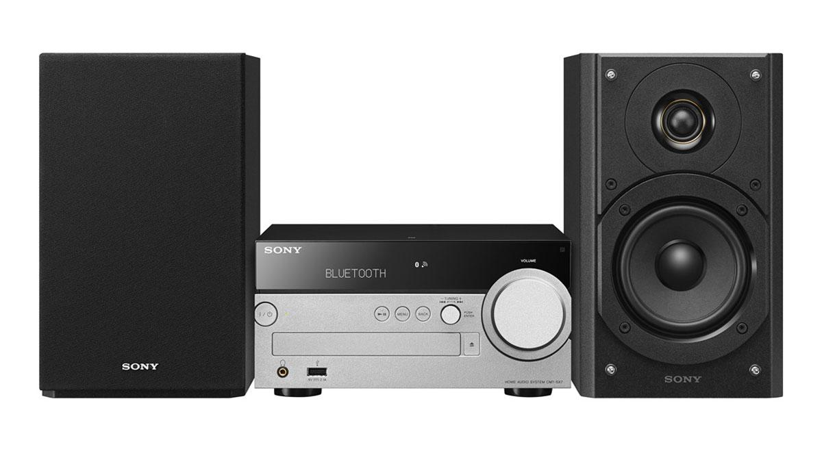 Sony CMT-SX7 микросистема - Музыкальные центры