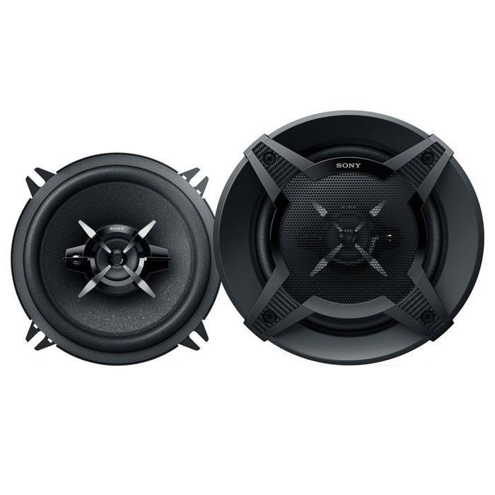 Sony XS-FB1330 колонки автомобильныеXSFB1330.UОкунитесь в широкополосный звук благодаря 3-полосной коаксиальной акустической системе Sony XS-FB1330. Оцените точное, глубокое звучание басов благодаря конусному НЧ-динамику с диффузором MRC, и динамичность звука на большой громкости благодаря высокой выходной мощности. Отсутствие сабвуфера, усилителей и прямого проводного подключения к аккумулятору обеспечивают компактность и упрощенную установку. Подключение можно осуществить напрямую к совместимой магнитоле Sony с функцией Mega Bass. Оцените оглушительный звук с глубокими басами!Материал диффузора ВЧ-динамика: PEIМатериал диффузора НЧ-динамика: прорезиненная тканьМатериал магнита ВЧ-динамика: неодимМатериал магнита НЧ-динамика: феррит