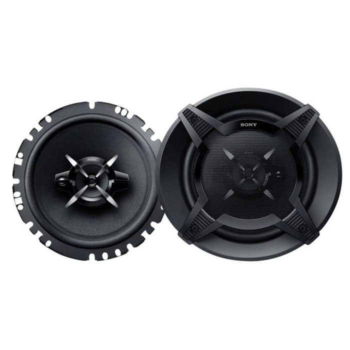 Sony XS-FB1730 колонки автомобильныеXSFB1730.EURБольшая мощность на один квадратный сантиметр благодаря 3-х полосной коаксиальной акустической системе Sony XS-FB1730. Оцените точное, глубокое звучание басов благодаря конусному НЧ-динамику с диффузором, усиленным слюдой (MRC), и динамичность звука на большой громкости благодаря высокой выходной мощности. Оптимизирован для подключения к автомагнитоле с поддержкой возможностей функции Mega Bass. Подключение можно осуществить напрямую к совместимой магнитоле Sony с функцией Mega Bass. Оцените оглушительный звук с глубокими басами!Материал диффузора ВЧ-динамика: PEIМатериал диффузора НЧ-динамика: прорезиненная тканьМатериал магнита ВЧ-динамика: неодимМатериал магнита НЧ-динамика: феррит