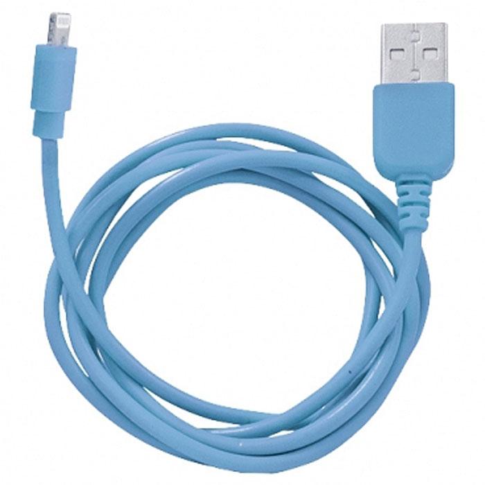 Human Friends Rainbow L Blue, USB кабельRainbow L BlueHuman Friends Rainbow - кабель для соединения устройств Apple c USB-портом. Он может использоваться для передачи данных, зарядки аккумулятора и адаптирован для работы со всеми операционными системами. Главное достоинство Rainbow - в его внешнем виде. Он выгодно отличается от привычных и скучных расцветок стандартных кабелей. И кроме того, кабель упакован в очень удобный и компактный пакет-чехол с многоразовой системой открывания-закрывания.