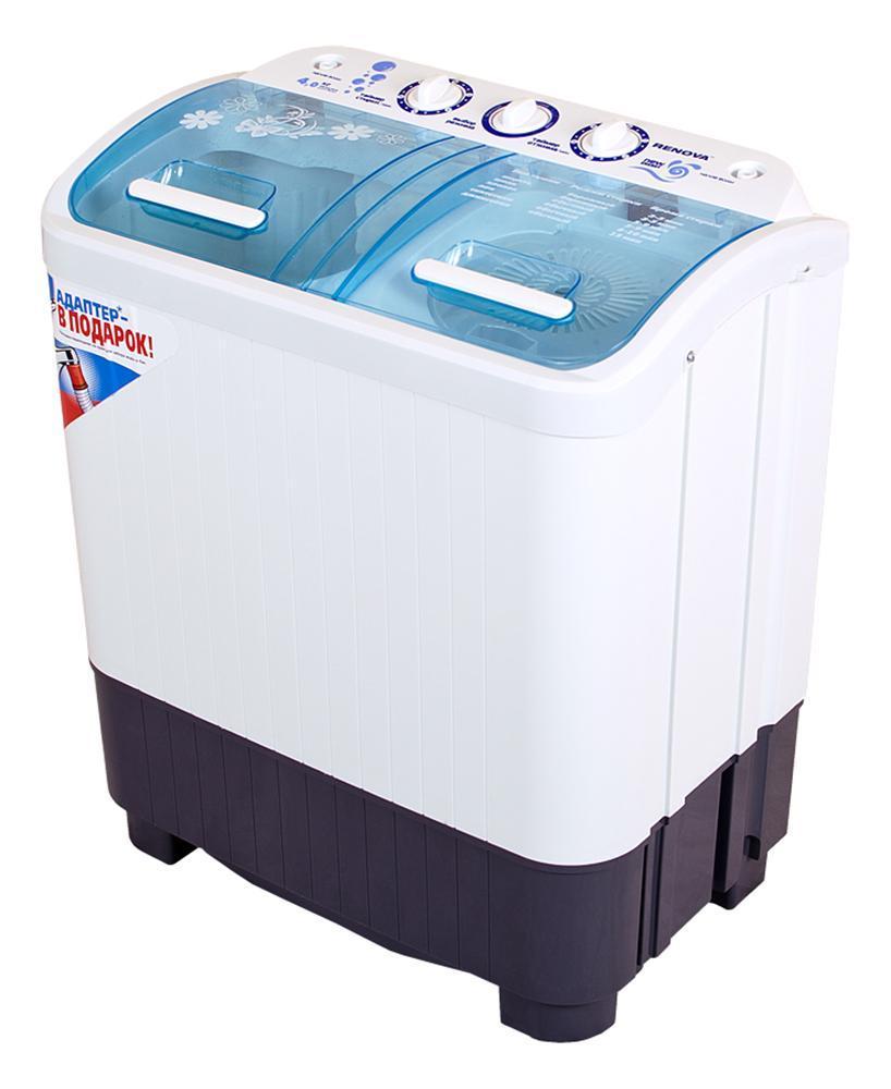 Renova WS-40PET стиральная машина - Стиральные машины и сушильные аппараты