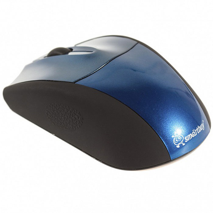 SmartBuy SBM-325AG, Blue мышь smartbuy sbm 613ag pk purple black usb беспроводная оптическая