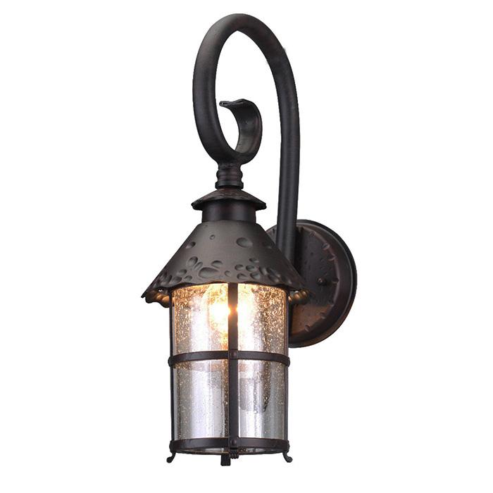 Светильник уличный Arte Lamp PragueA1462AL-1RIВысота - 44 см. Длина - 25 см. Ширина - 19 см. Лампа в комплект не входит.