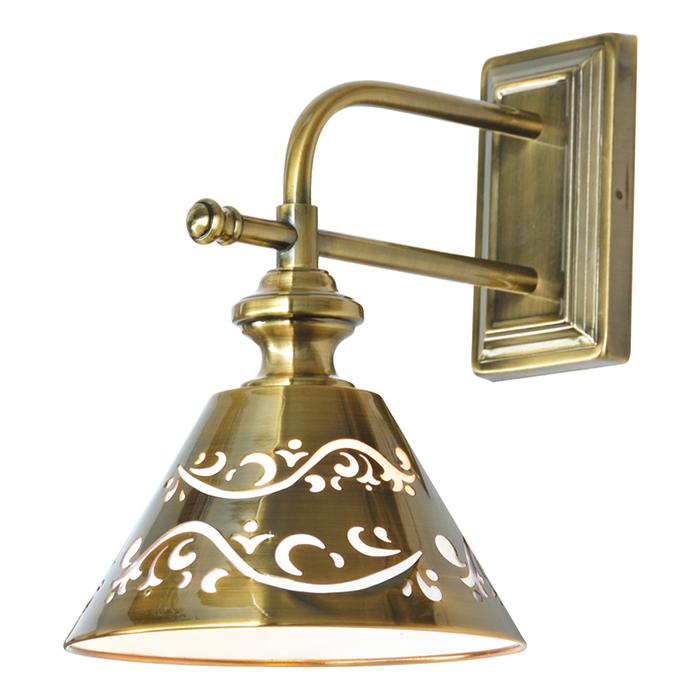 Светильник настенный Arte Lamp KENSINGTON A1511AP-1PBA1511AP-1PB