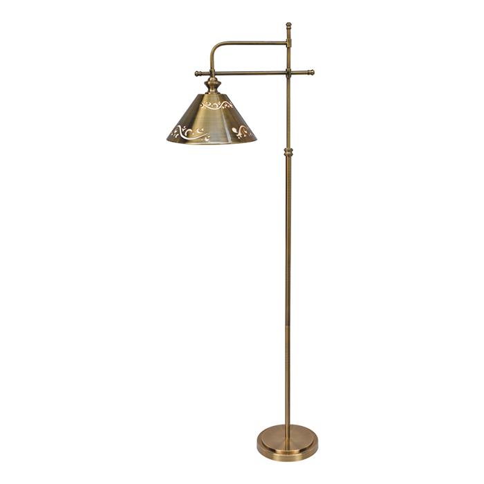 Светильник напольный Arte Lamp KENSINGTON A1511PN-1PBA1511PN-1PB